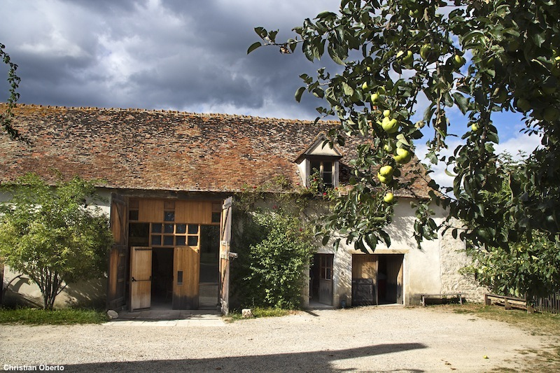 La grange d'Embraud