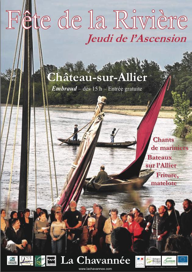 Affiche Rivière 2015