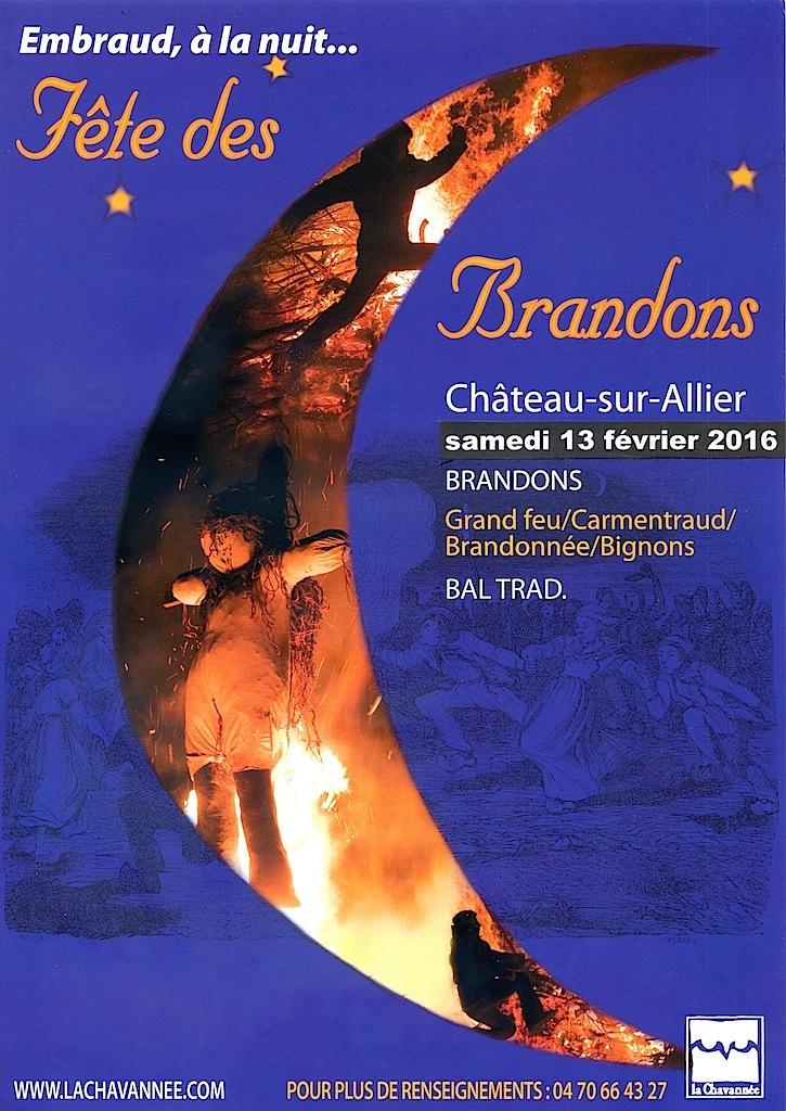 Affiche Brandons 2016