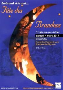Affiche Brandons 2017 @